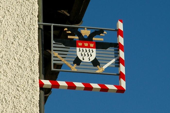 K%C3%B6lner Wappen © Deutscher Alpenverein Sektion Rheinland-Köln