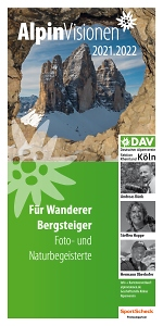 Flyer AlpinVisionen