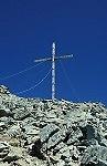 GipfelkreuzvomAbstieg§ueberdieS§uedflanke