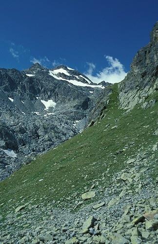 Furgler vom Aufstieg zum Klettergarten © Deutscher Alpenverein Sektion Rheinland-Köln