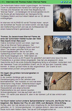 Newsletter ALPINEWS