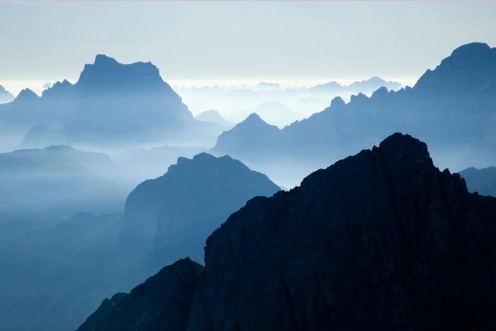 [3] Monte Pelmo © Deutscher Alpenverein Sektion Rheinland-Köln