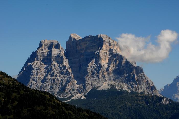 [25] Monte Pelmo ©Kalle Kubatschka © Deutscher Alpenverein Sektion Rheinland-Köln