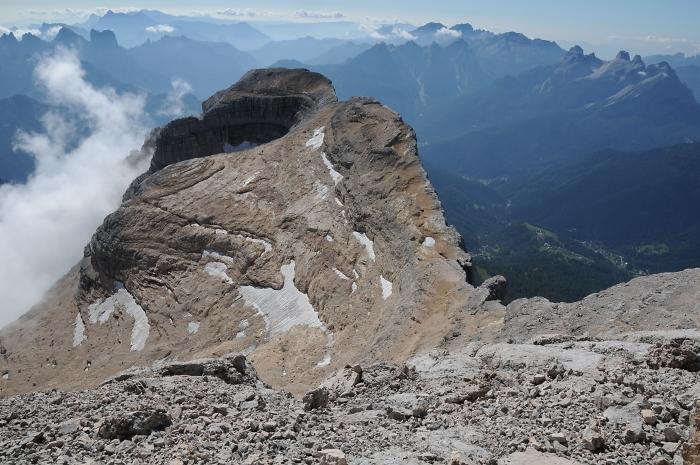 [58] Monte Pelmo ©Kalle Kubatschka © Deutscher Alpenverein Sektion Rheinland-Köln