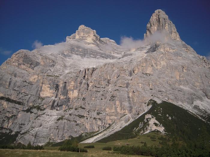 [60] Monte Pelmo ©Sybille Gillessen © Deutscher Alpenverein Sektion Rheinland-Köln