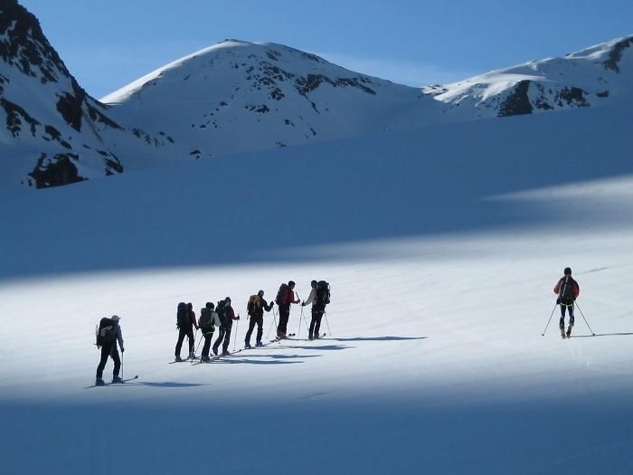 [152] Skitourengeher © Deutscher Alpenverein Sektion Rheinland-Köln
