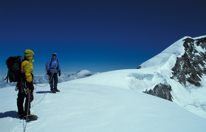 [179] Aufstieg zum Lisskamm ©Kalle Kubatschka © Deutscher Alpenverein Sektion Rheinland-Köln