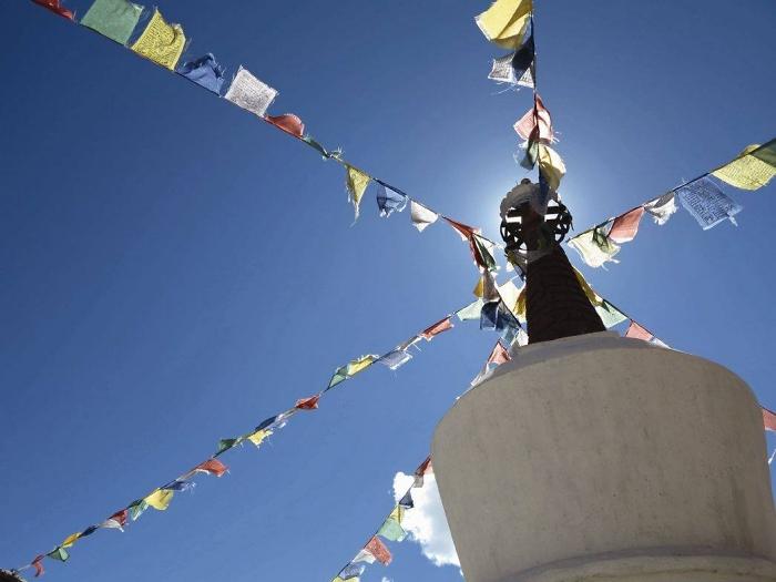 [208] Stupa ©Kalle Kubatschka © Deutscher Alpenverein Sektion Rheinland-Köln