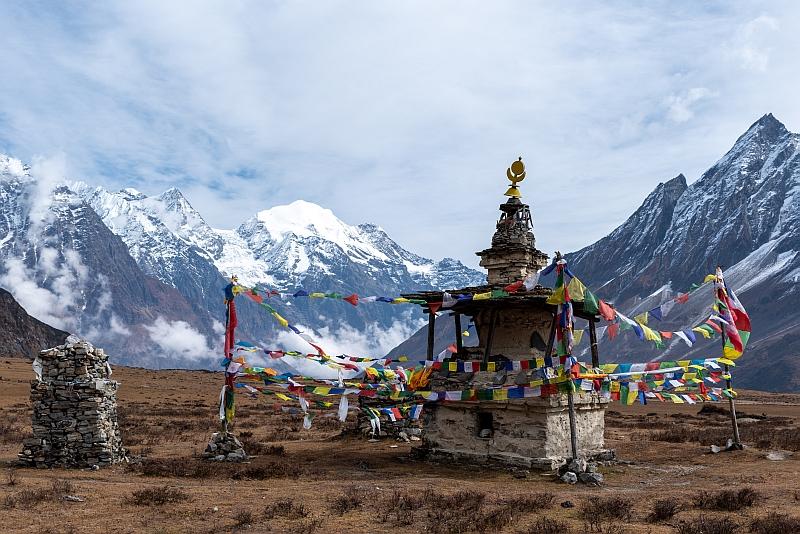 Trekking in Nepal Foto: Sandra Jucken © Deutscher Alpenverein Sektion Rheinland-Köln