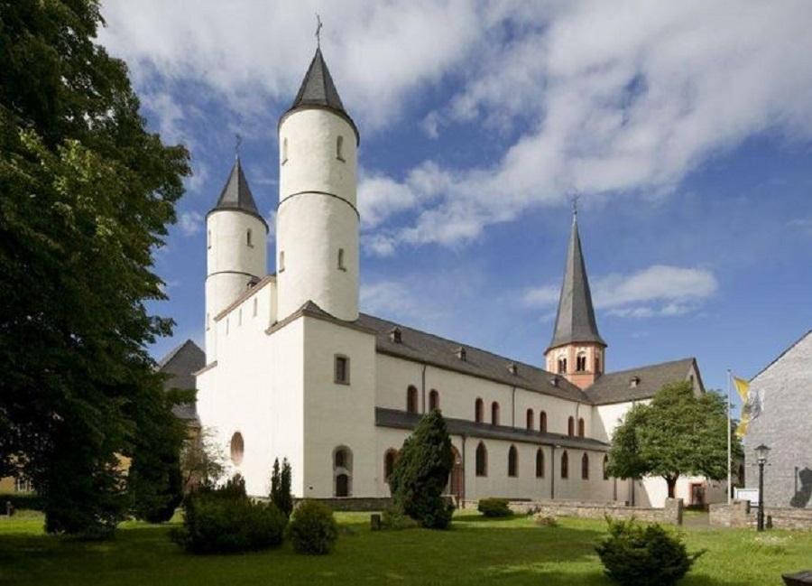 Kloster Steinfeld © Deutscher Alpenverein Sektion Rheinland-Köln
