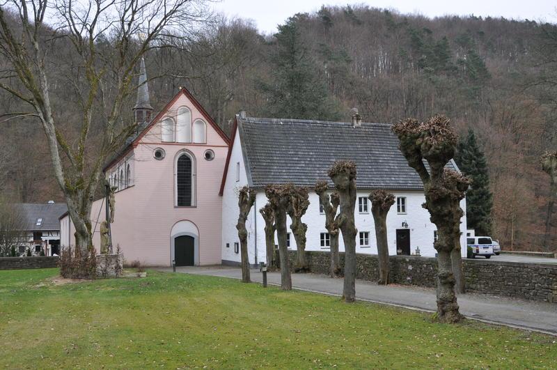 Kloster Seligenthal © Deutscher Alpenverein Sektion Rheinland-Köln