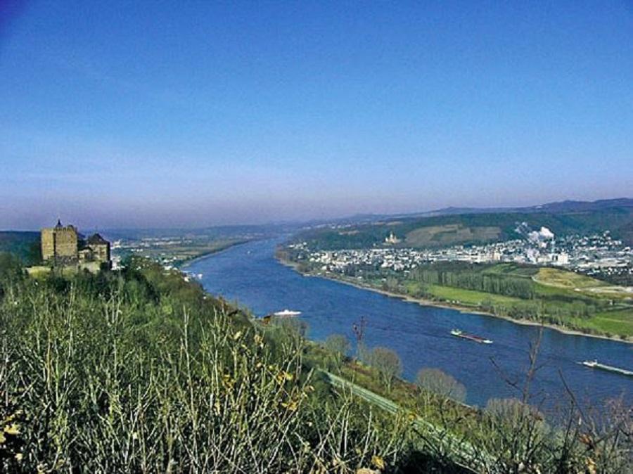 Rheinburgenweg © Deutscher Alpenverein Sektion Rheinland-Köln
