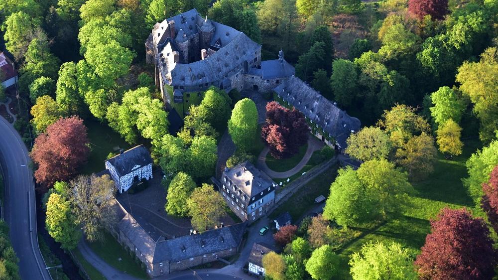 Schloss Sch%C3%B6nstein an der Sieg © Deutscher Alpenverein Sektion Rheinland-Köln
