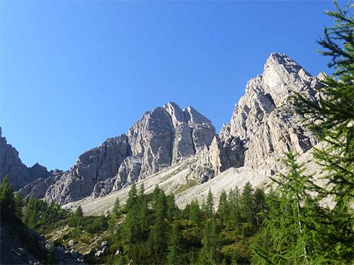 Kerschbaumeralm in den Lienzer Dolomiten  C: Andrea J%C3%BCrgens © Deutscher Alpenverein Sektion Rheinland-Köln