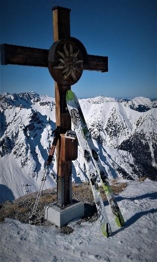 Hintere Steinkarspitze © Deutscher Alpenverein Sektion Rheinland-Köln