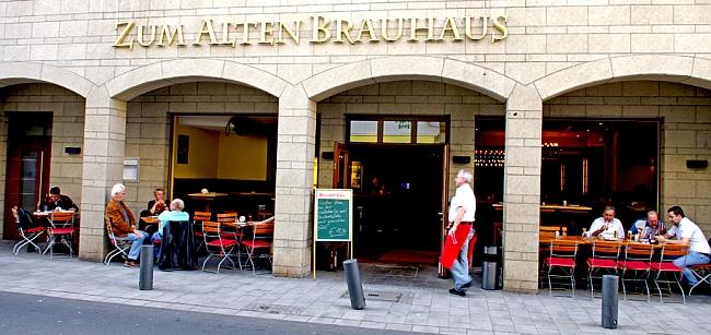 Zum Alten Brauhaus © Deutscher Alpenverein Sektion Rheinland-Köln