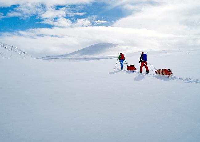 Wintertour in Norwegen © Deutscher Alpenverein Sektion Rheinland-Köln