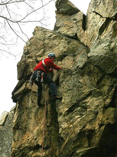 Klettern in den Kirner Dolomiten © Deutscher Alpenverein Sektion Rheinland-Köln