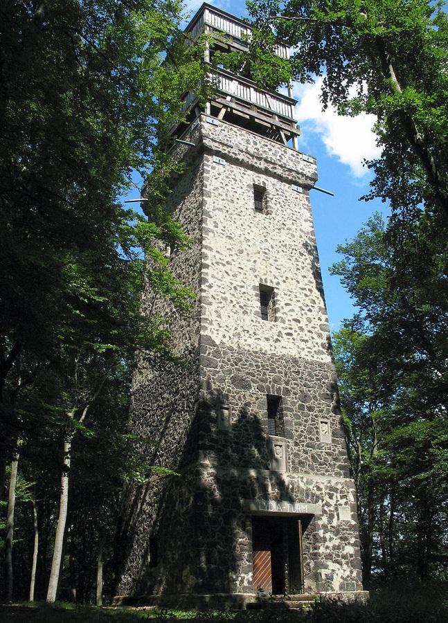 Lydiaturm © Deutscher Alpenverein Sektion Rheinland-Köln