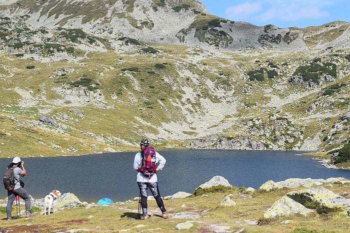 beim Bucurasee (2070 m hoch) © Deutscher Alpenverein Sektion Rheinland-Köln
