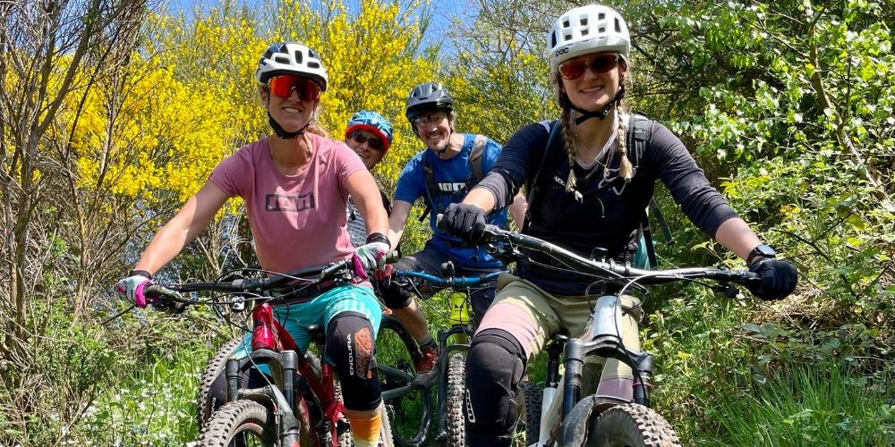 Impressionen der Mountainbikegruppe im K%C3%B6lner Alpenverein © Deutscher Alpenverein Sektion Rheinland-Köln