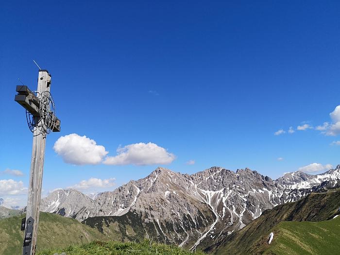 Roter Stein vom Gipfel des H%C3%B6nig fotografiert © Deutscher Alpenverein Sektion Rheinland-Köln