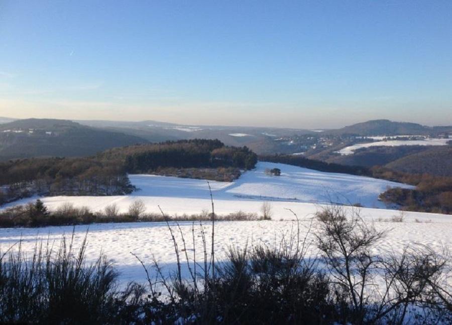 Eifel Winter © Deutscher Alpenverein Sektion Rheinland-Köln