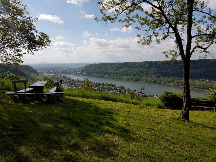 Vom Rhein in den Westerwald © Deutscher Alpenverein Sektion Rheinland-Köln