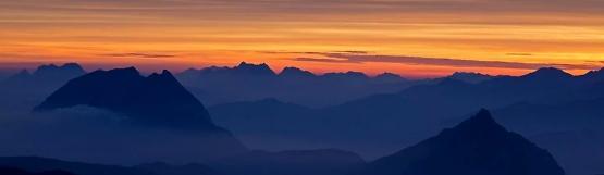 [10] Morgenrot am Dachstein ©Herbert Raffalt