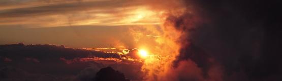 [68] Sonnenuntergang auf dem Piz Boe ©Kalle Kubatschka