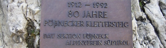 [75] Pößnecker Klettersteig ©Kalle Kubatschka