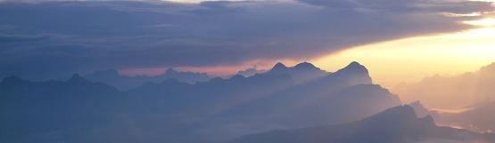 [78] Sonnenaufgang am Piz Boe ©Kalle Kubatschka
