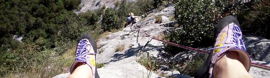 [82] Klettern an den Sonneplatten ©Kalle Kubatschka