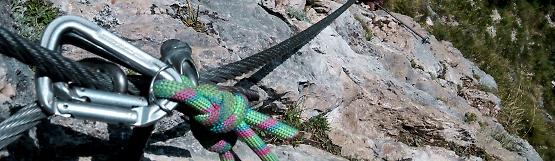 [136] Klettersteig ©Kalle Kubatschka