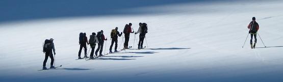 [152] Skitourengeher