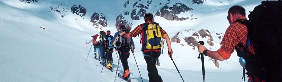 [169] Skitourengeher ©Herbert Raffalt
