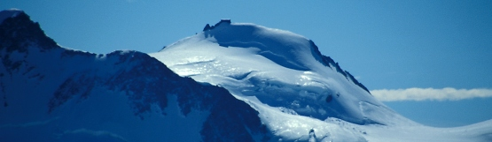 [177] Signalkuppe mit Capanna Margarita, Monte Rosa ©Kalle Kubatschka